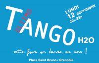 flyer graphiste grenoble tango