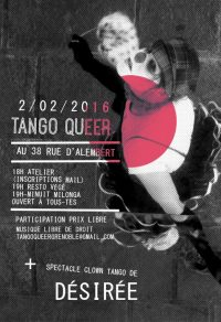 affiche tango grenoble
